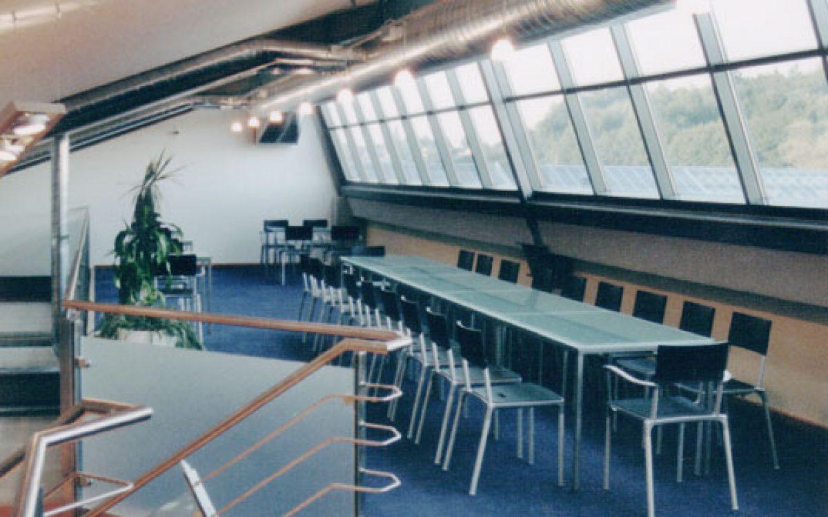 Innenarchitektur Geschäftsräume: Aufenthaltsbereich
