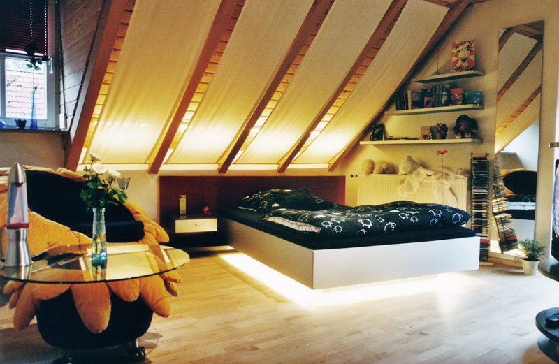 beleuchtung dachschr ge indirekte beleuchtung dachschr ge. Black Bedroom Furniture Sets. Home Design Ideas