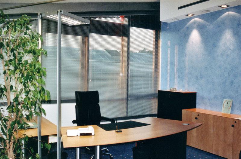 Innenarchitektur Geschäftsräume