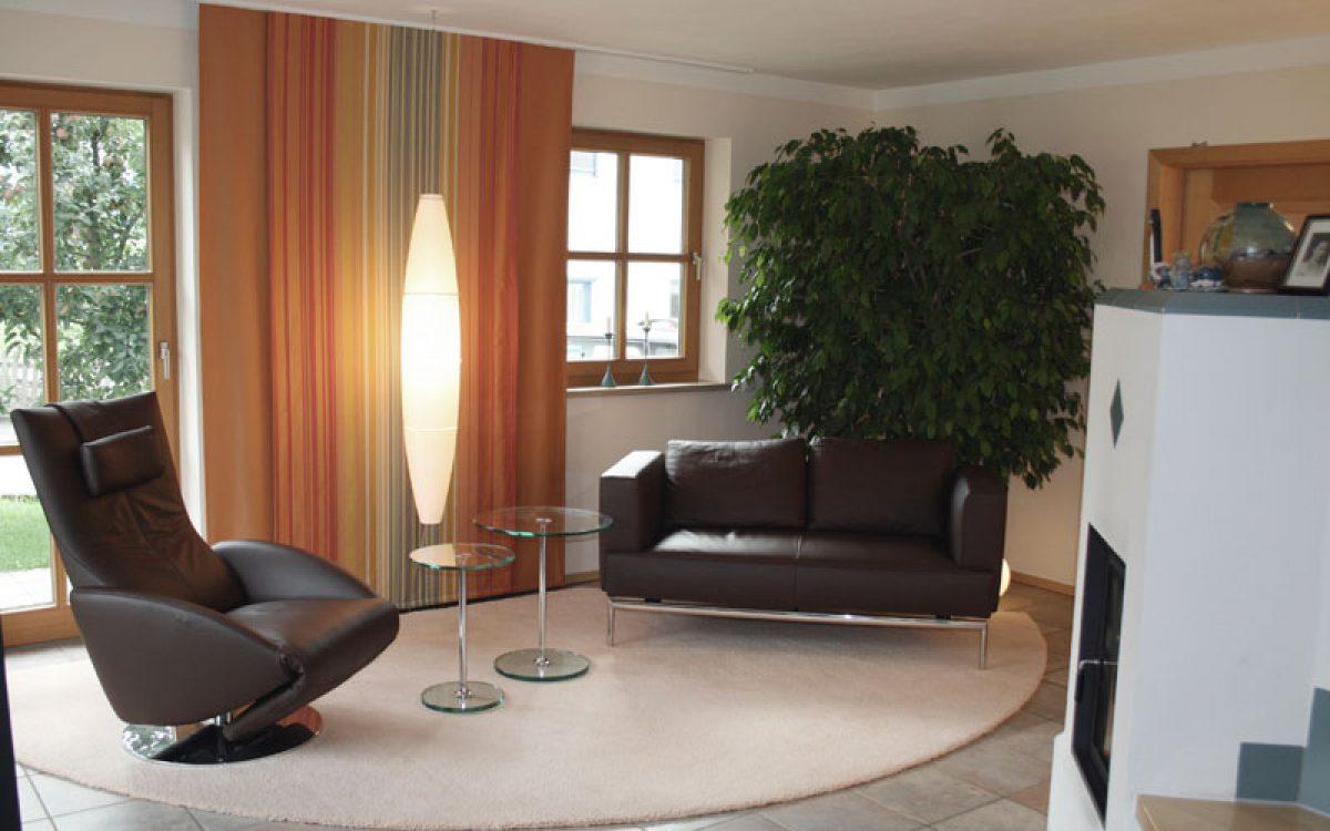 Einrichtung Wohnraum: Polstermöbel und Ausstattung