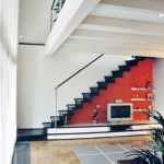Innenarchitektur Wohnraum: Treppe und Galerie