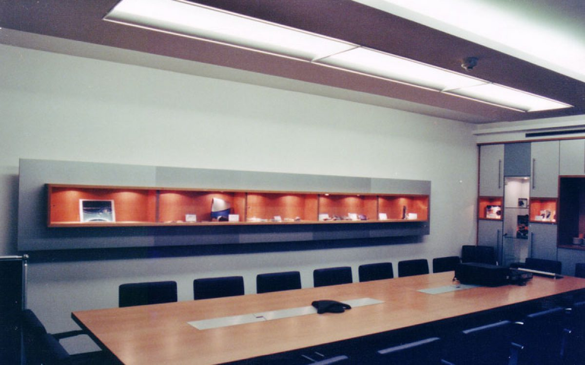 Innenarchitektur Geschäftsräume: Konferenzraum