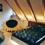 Einrichtung Jugendzimmer: Lichtkonzept mit Dachschräge