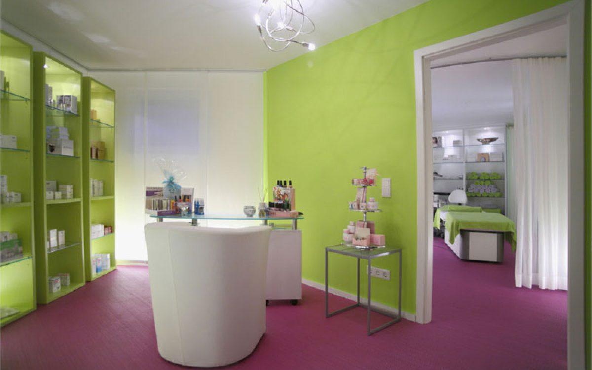 ausbau von zwei kellerr umen zu einem kosmetikstudio. Black Bedroom Furniture Sets. Home Design Ideas