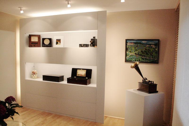 Privater Ausstellungsraum
