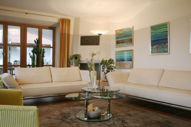 Renovierung Wohnzimmer