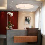 Renovierung Büroräume: Schrankverkleidung, Farbkonzept