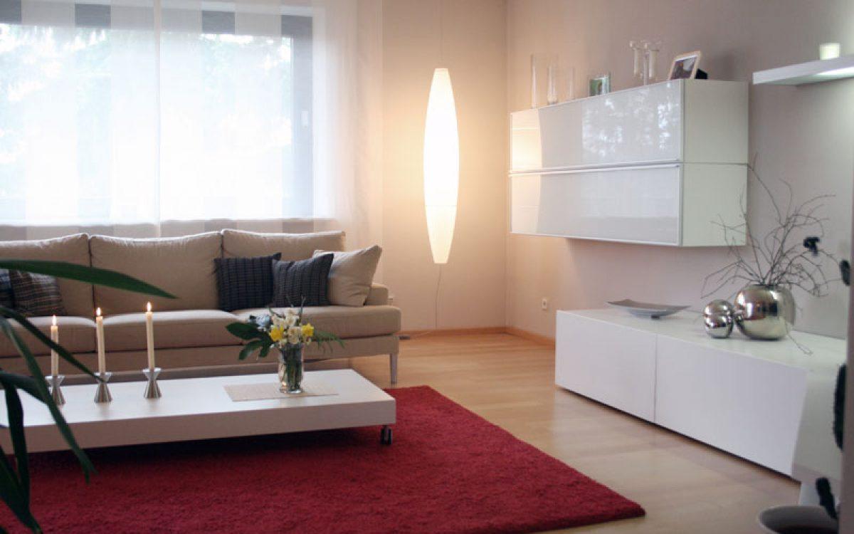 Gesamtkonzept Wohnzimmer: Einrichtung